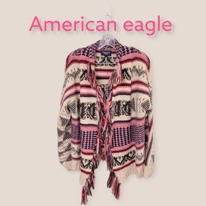 American Eagle Outfitters Bohemian Cardigan